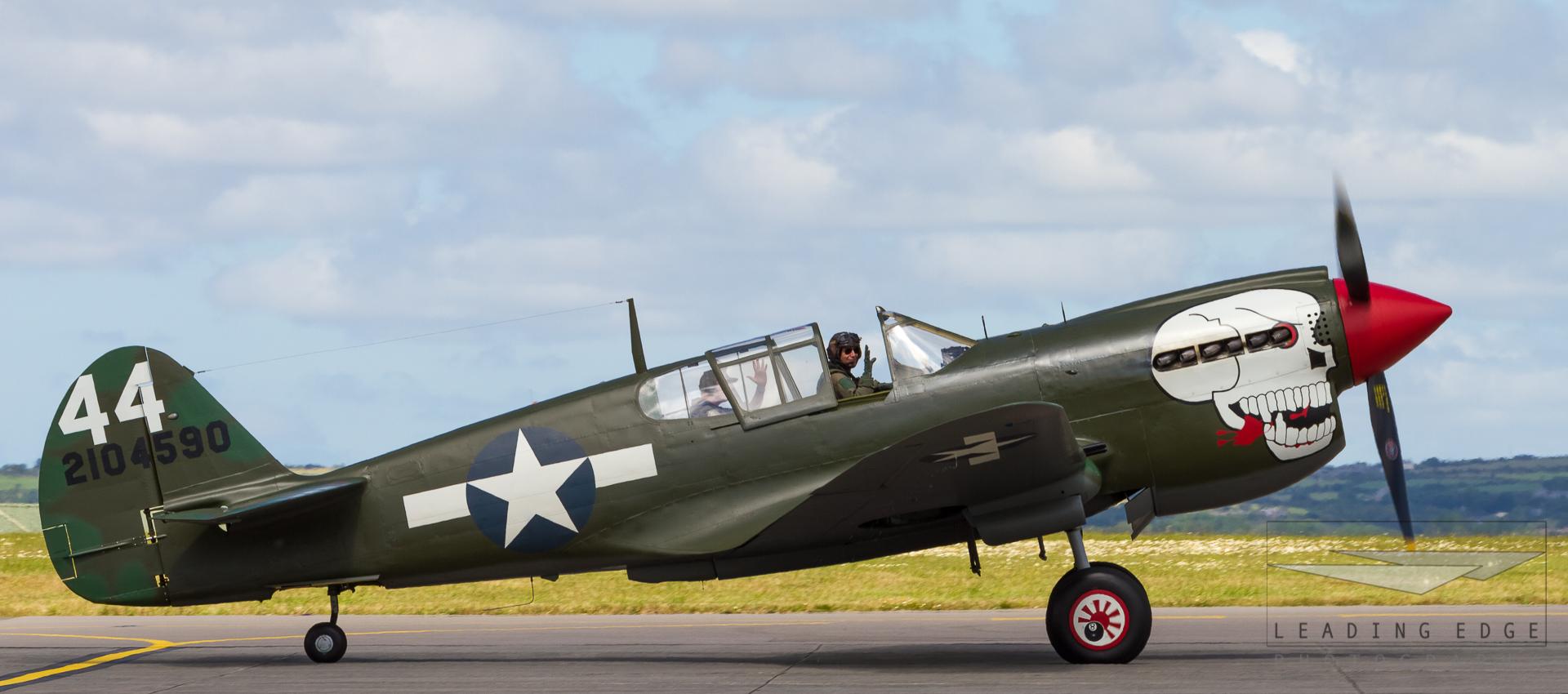 P40 Kittyhawk
